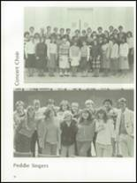 1985 The Peddie School Yearbook Page 102 & 103