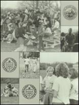 1985 The Peddie School Yearbook Page 108 & 109