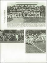 1985 The Peddie School Yearbook Page 110 & 111