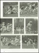 1985 The Peddie School Yearbook Page 112 & 113