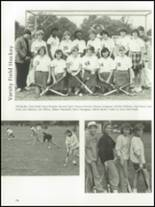 1985 The Peddie School Yearbook Page 120 & 121