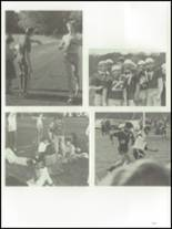 1985 The Peddie School Yearbook Page 124 & 125
