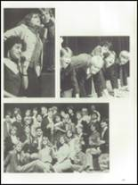 1985 The Peddie School Yearbook Page 128 & 129