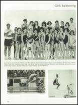 1985 The Peddie School Yearbook Page 136 & 137