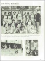 1985 The Peddie School Yearbook Page 142 & 143