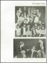 1985 The Peddie School Yearbook Page 150 & 151