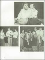 1985 The Peddie School Yearbook Page 152 & 153
