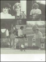1985 The Peddie School Yearbook Page 154 & 155