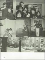 1985 The Peddie School Yearbook Page 156 & 157