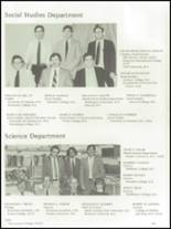 1985 The Peddie School Yearbook Page 162 & 163