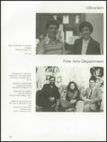1985 The Peddie School Yearbook Page 164 & 165