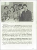 1985 The Peddie School Yearbook Page 176 & 177