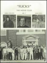 1985 The Peddie School Yearbook Page 180 & 181