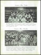 1966 Argyle Central High School Yearbook Page 20 & 21