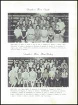 1966 Argyle Central High School Yearbook Page 22 & 23