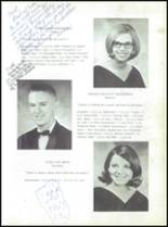 1966 Argyle Central High School Yearbook Page 42 & 43