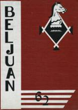1962 Yearbook Bellaire High School