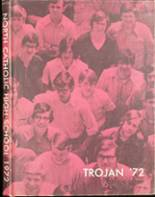 1972 Yearbook North Catholic High School
