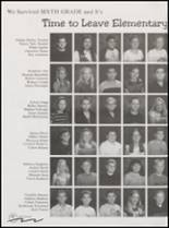 2003 Perrin-Whitt Cisd High School Yearbook Page 74 & 75