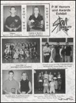 2003 Perrin-Whitt Cisd High School Yearbook Page 132 & 133