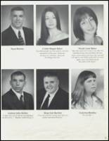 2001 Stillwater High School Yearbook Page 18 & 19