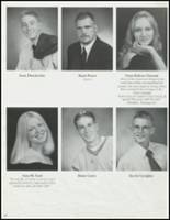 2001 Stillwater High School Yearbook Page 22 & 23