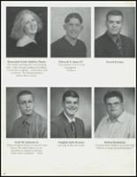2001 Stillwater High School Yearbook Page 24 & 25