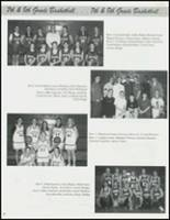 2001 Stillwater High School Yearbook Page 106 & 107