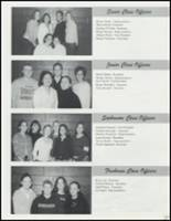2001 Stillwater High School Yearbook Page 116 & 117