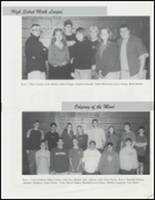 2001 Stillwater High School Yearbook Page 120 & 121