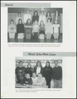 2001 Stillwater High School Yearbook Page 122 & 123