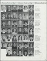 2001 Stillwater High School Yearbook Page 126 & 127