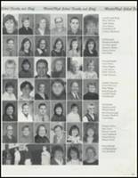 2001 Stillwater High School Yearbook Page 128 & 129