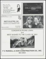 2001 Stillwater High School Yearbook Page 148 & 149