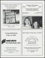 2001 Stillwater High School Yearbook Page 150 & 151