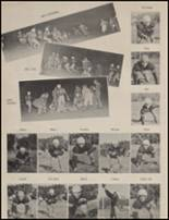 1954 Maple Valley High School Yearbook Page 10 & 11