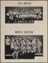 1954 Maple Valley High School Yearbook Page 16 & 17
