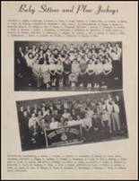1954 Maple Valley High School Yearbook Page 22 & 23