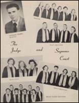 1954 Maple Valley High School Yearbook Page 26 & 27