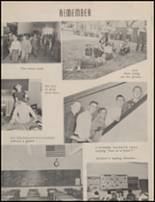 1954 Maple Valley High School Yearbook Page 28 & 29