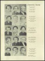 1955 Farmer High School Yearbook Page 10 & 11