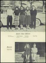 1955 Farmer High School Yearbook Page 12 & 13