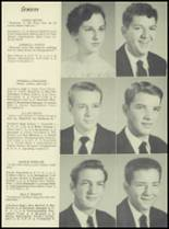 1955 Farmer High School Yearbook Page 16 & 17