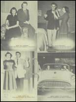 1955 Farmer High School Yearbook Page 22 & 23