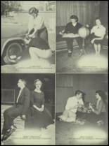 1955 Farmer High School Yearbook Page 24 & 25