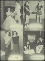 1955 Farmer High School Yearbook Page 26 & 27