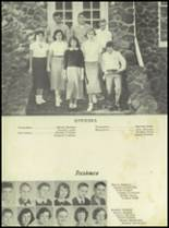 1955 Farmer High School Yearbook Page 32 & 33