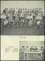 1955 Farmer High School Yearbook Page 36 & 37