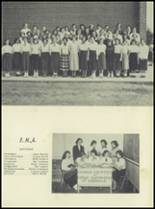 1955 Farmer High School Yearbook Page 40 & 41