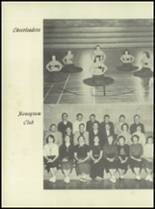 1955 Farmer High School Yearbook Page 42 & 43